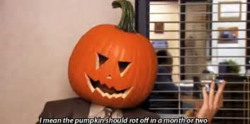 Dwight Schrute Pumpkin Head by Halloweenmagick