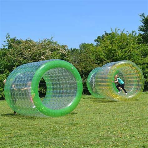 inflatable zorbing roller zorb roller  salefree shipping