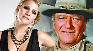 John Wayne's Granddaughter Performs Heartfelt Tribute