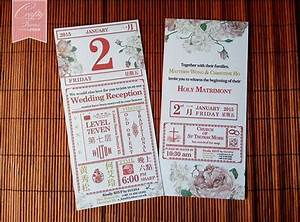 best 25 chinese wedding invitation ideas on pinterest With wedding invitations printing malaysia