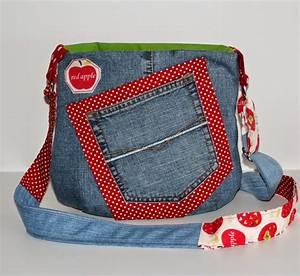 Taschen Selber Machen : jeanstasche selber n hen taschen ~ Orissabook.com Haus und Dekorationen