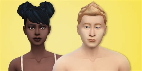 The Sims 4 Maxis Match Cc — Noodlesims I Bring You All My