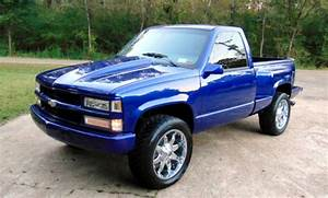 1994 Chevy Z71 4x4 Single Frame Off Truck K Resto Sierra C  K 1500 Other K15 For Sale