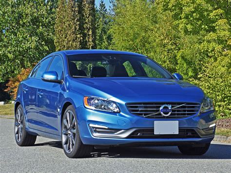 2015 Volvo S60 T5 Drive-e Road Test Review