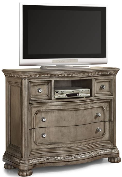 flexsteel wynwood collection cordoba media chest with open flexsteel wynwood collection san cristobal w1957 866 media 11981