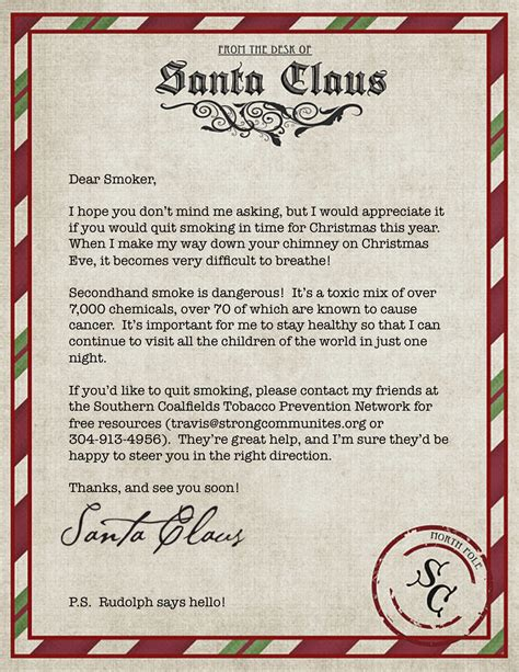 modele lettre pere noel search results for printable letter from santa to