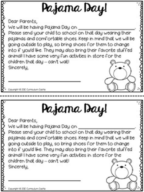 Pajama Day Activities! by Curriculum Castle | Teachers Pay