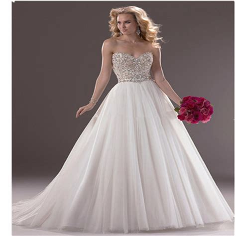 Plus Size Second Wedding Informal Dresses