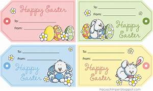 Free printable easter gift tags template search results calendar 2015 negle Image collections