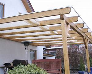 Terrassenuberdachung holz mit glasdach for Faltsonnensegel für terrassenüberdachung