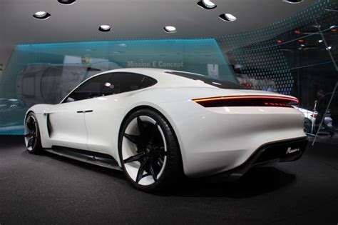 porsche tesla price porsche mission e electric car to cost less than panamera
