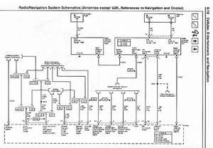 2001 Corvette Radio Schematic  Corvette  Wiring Diagrams