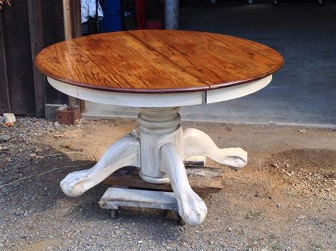 oak clawfoot table for sale 1000 images about claw foot table re do 39 s on pinterest
