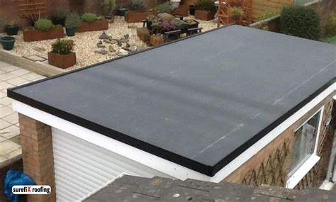 Flat Roof : Flat Roofing Repairs & Installations