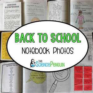 New Year, New Notebook Blog Series: Back to School Science ...
