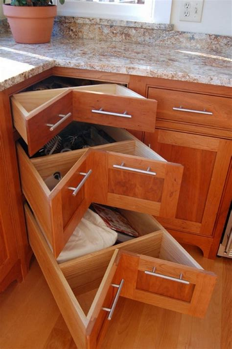diy corner cabinet drawers  owner builder network