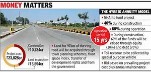 PMRDA plea to Centre to fund ring road construction