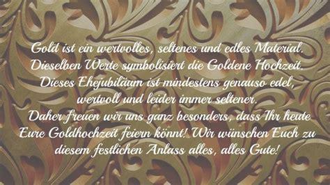 sprueche goldenen hochzeit glueckwuensche poetisch verse