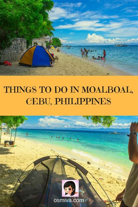 Fun Things To Do In Moalboal Cebu Travel Guides