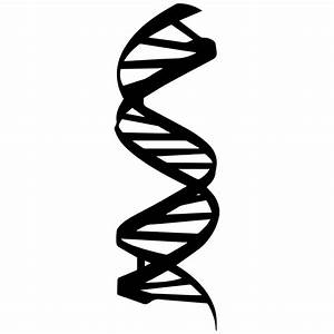 Black And White Dna Clipart Clip art of DNA Clipart #7515 ...