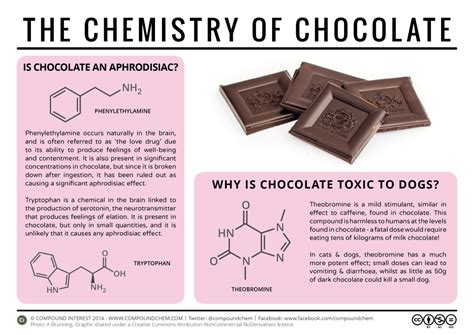 Toxicity Aphrodisia The Chemistry Of Chocolate