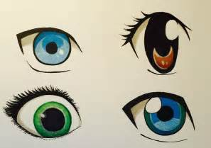 YouTube How to Draw Anime Eyes