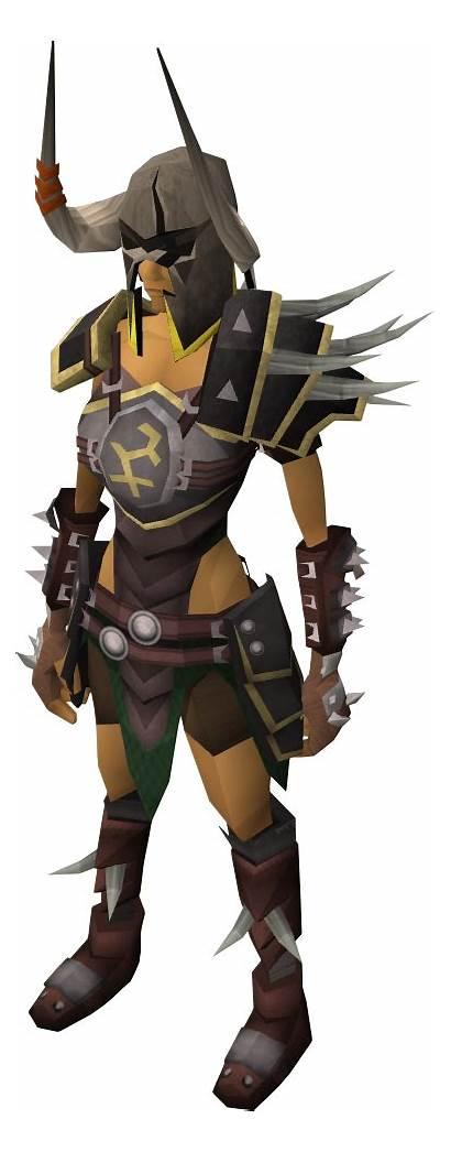 Bandos Armour Female Chestplate Equipment Runescape Wikia