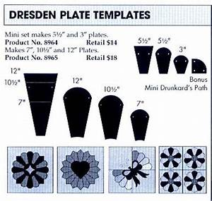 26 best images about patchwork templates on pinterest With how to make a dresden plate template