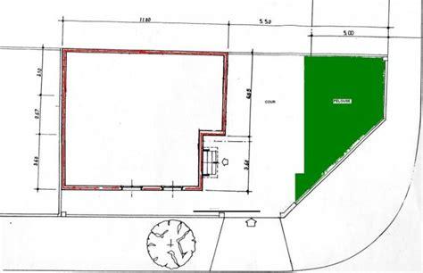 plan de cuisine gratuit plan d 39 implantation de la maison sur le terrain