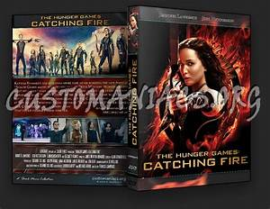 The Hunger Games: Catching Fire dvd cover - DVD Covers ...