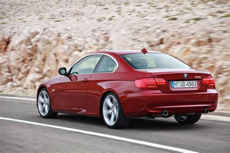 2011 Bmw 3-series Coupe And Convertible Revealed With A