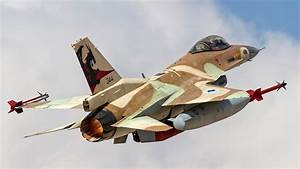 Israeli Defense Force Air Force F 16 U0026 39 S  Israel  Idf
