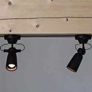 Lampenschirme Für Tischleuchten Vintage : vintage spot als einstellbarer strahler ~ Bigdaddyawards.com Haus und Dekorationen
