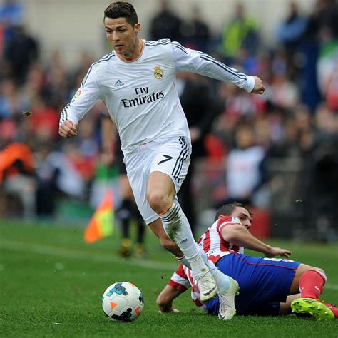 Champions League 2014: Key Stats in Real Madrid vs ...