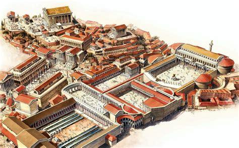 Roman Forum Model  Wwwpixsharkcom  Images Galleries