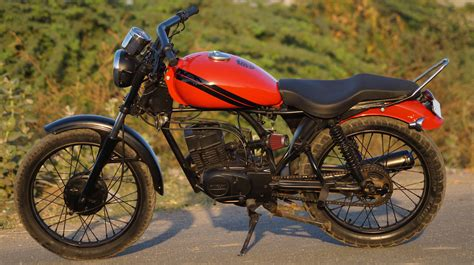 Choti Bullet  Well, That's A Modified Suzuki Max 100