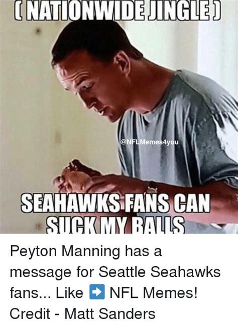 Seahawks Fan Meme - 25 best memes about suck my balls suck my balls memes
