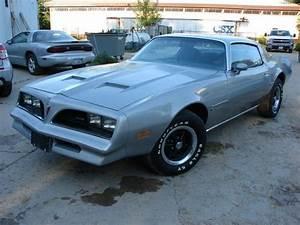 Buy Used 1978 Pontiac Firebird Original V8 4 Speed Manual