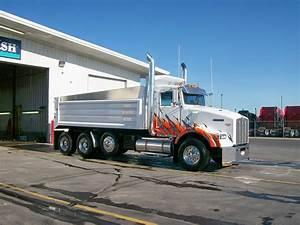 Custom Kenworth T800 Dump Truck | www.imgkid.com - The ...
