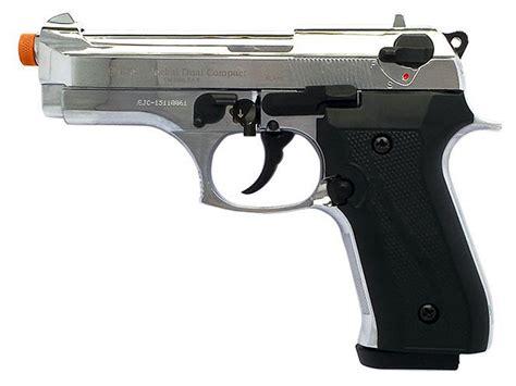 Ekol Jackal Dual Compact Chrome Blank Gun |replicaairguns.us
