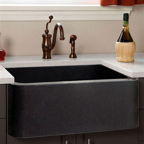 granitek kitchen sinks farmhouse kitchen sink marceladick 1305