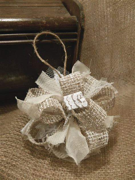 21 burlap christmas decorations ideas to try this