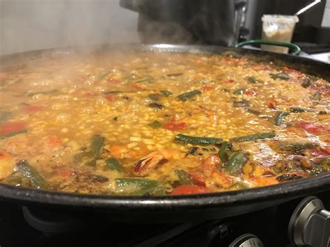 cuisine paella chef daniel your chef in for every occasion