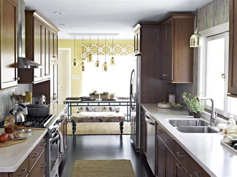 decorating ideas for kitchen counters small kitchen decorating ideas pictures tips from hgtv