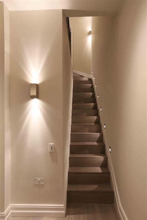 staircase lighting design by cullen lighting light