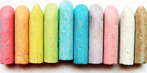 Abstract Art Pictures Collection Some Chalk Magic