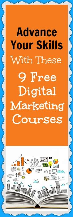 Free Marketing Courses by Advance Your Skills With These 9 Free High Quality