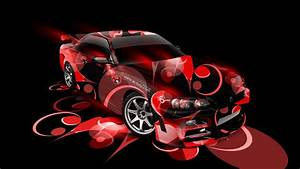 Nissan Skyline GTR R34 Super Abstract Car 2014 el Tony