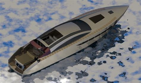 60 Ft Boat by 60 Ft Yacht Boat Design Net