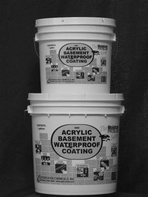 Basement Waterproofing Paint Drylok, Paint To Seal